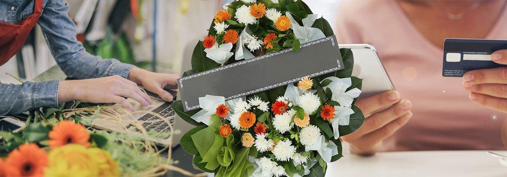 comanda online coroane aranjamente funerare
