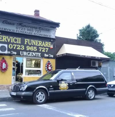 casa funerara encea