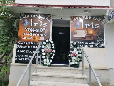 casa funerara iris