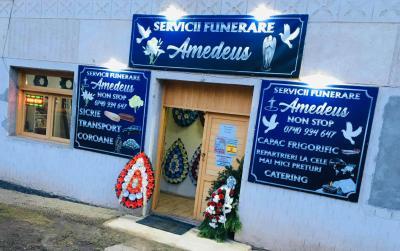 amedeus servicii funerare