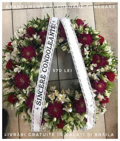 aranjamente coroane funerare galati 1