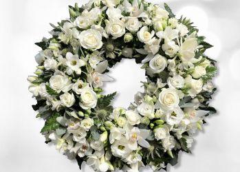 california flowers funerare 1