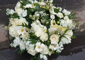 coroana olandeza trandafir cala hortensie matiola gerbera