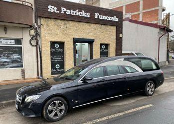 saint patricks funerals