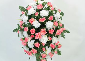 floria coroana funerara
