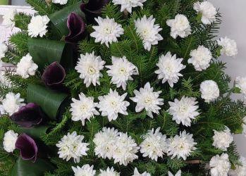 floraria sfinx coroana funerara