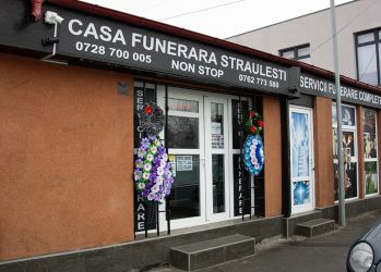 casa funerara straulesti